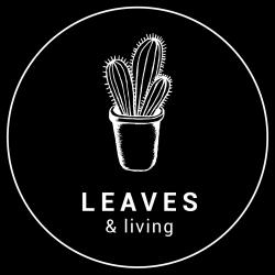 Logo rond zwart